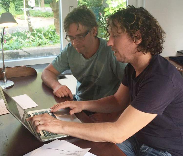 Jeroen Hulsbosch Plan En Administratie Met Client